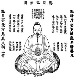 Daoistischer Adept