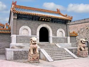 zhen wu temple--